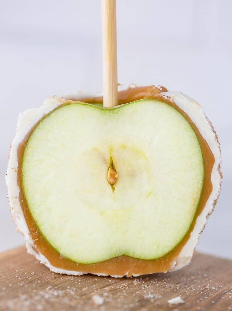 Rocky Mountain Chocolate Factory Apple Pie Caramel Apples