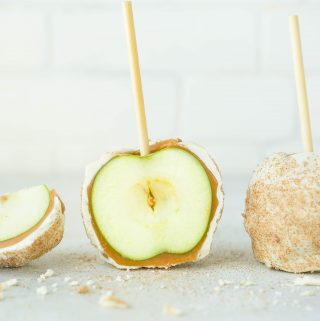 Rocky Mountain Chocolate Factory Apple Pie Caramel Apples | Salt & Baker