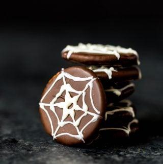 Spider Web Halloween Crackers | Salt & Baker