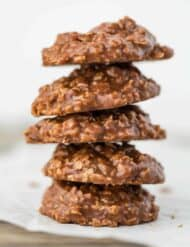The BEST EVER no-bake cookie!