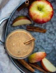 The BEST Caramel Apple Dip! | Salt & Baker