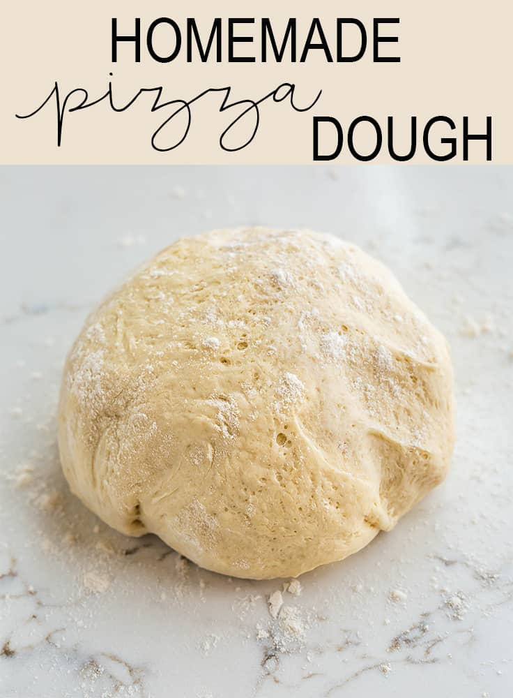 Homemade Pizza Dough   Salt & Baker