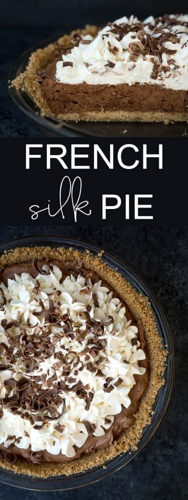 French Silk Pie | saltandbaker.com