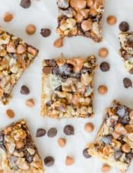 These 7 Layer Bars are hard to resist! They are rich and decadent and full of the most amazing flavors and textures!
