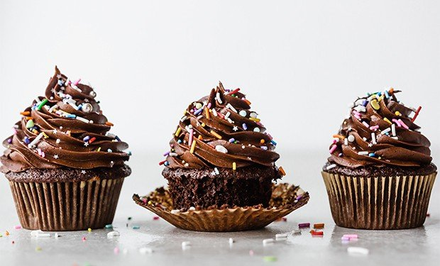 Best Ever Chocolate Cupcake Recipe Light And Moist