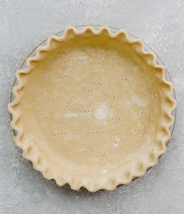 Food Processor Pie Crust All Butter Pie Crust Extra Flaky