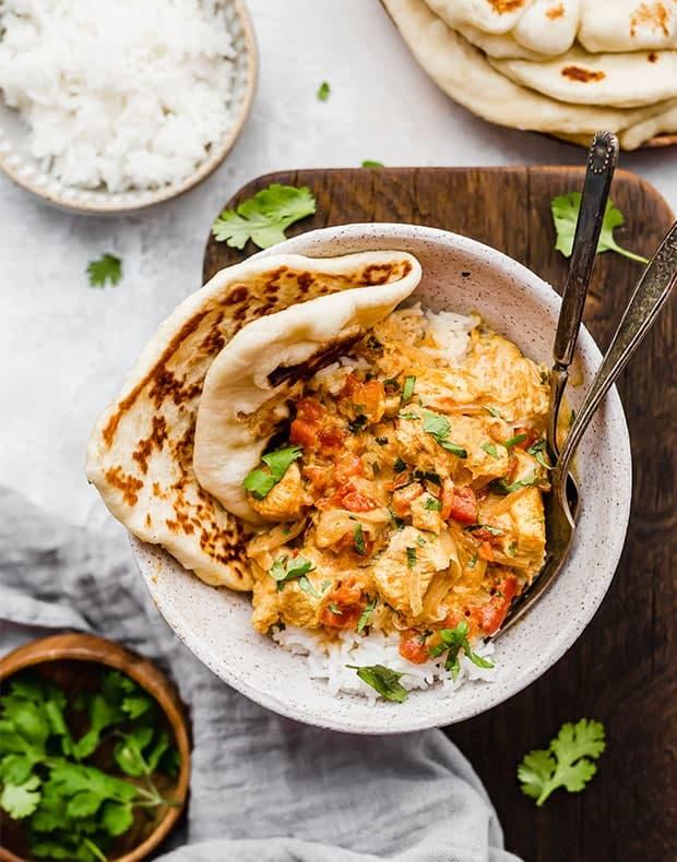 Indian Butter Chicken Tandoori Copycat Recipe Salt Baker