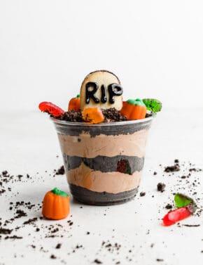 Halloween Dirt Cups